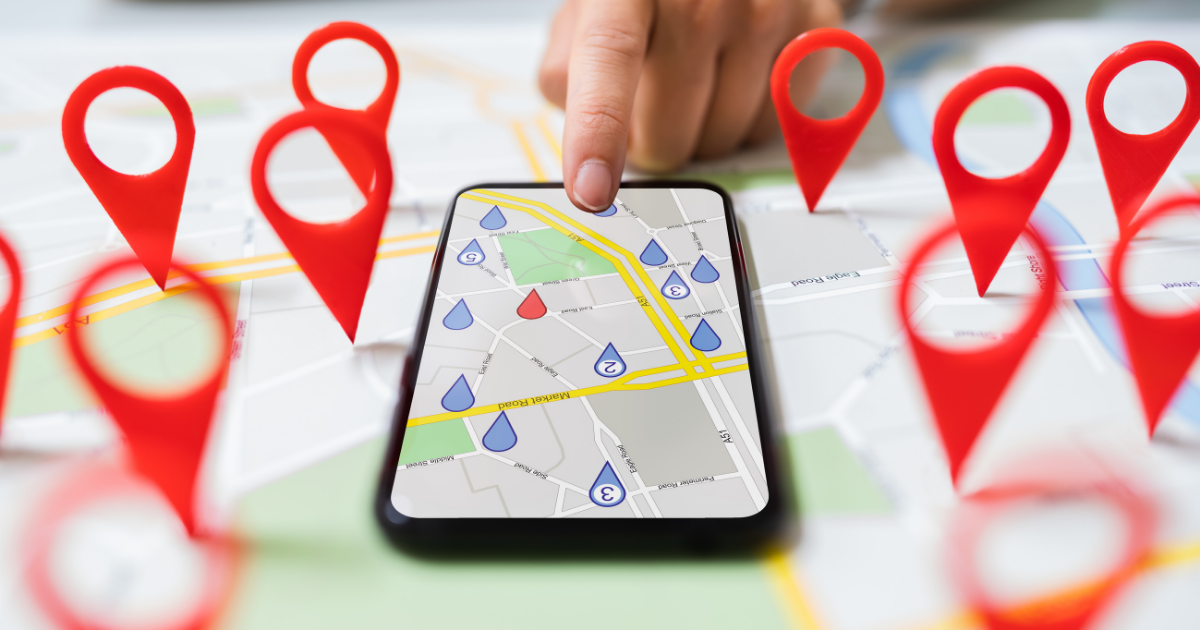 Local Voice Search SEO Map