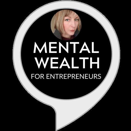 Mental Wealth for Entrepreneurs Alexa Skill Icon