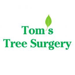 Toms Tree Surgery logo